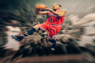 Skolnick: 'Absolutely Electric' Derrick Rose Makes…