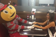 Big Ten Mascots Create Music Video for Taylor Swif…