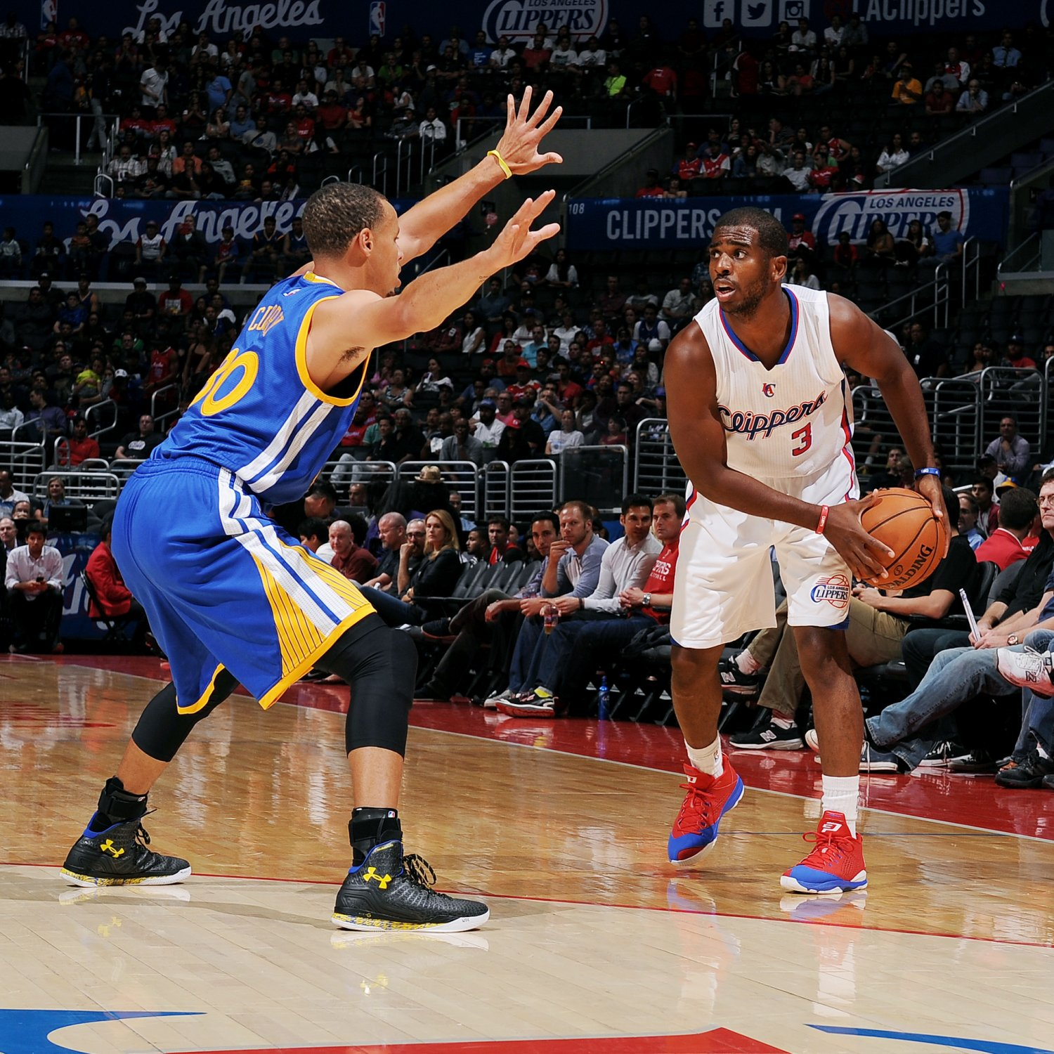 Warriors Vs. Clippers: Live Score And Highlights From 2014