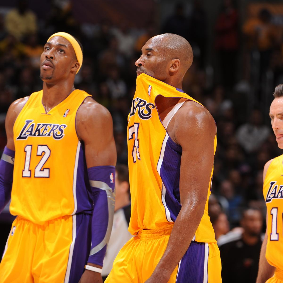 9 Failed Moves That Contributed To Los Angeles Lakers