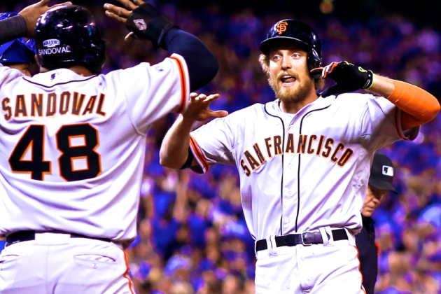 Giants vs. Royals: Game 1 Score and Twitter Reaction from 2014 World Series
