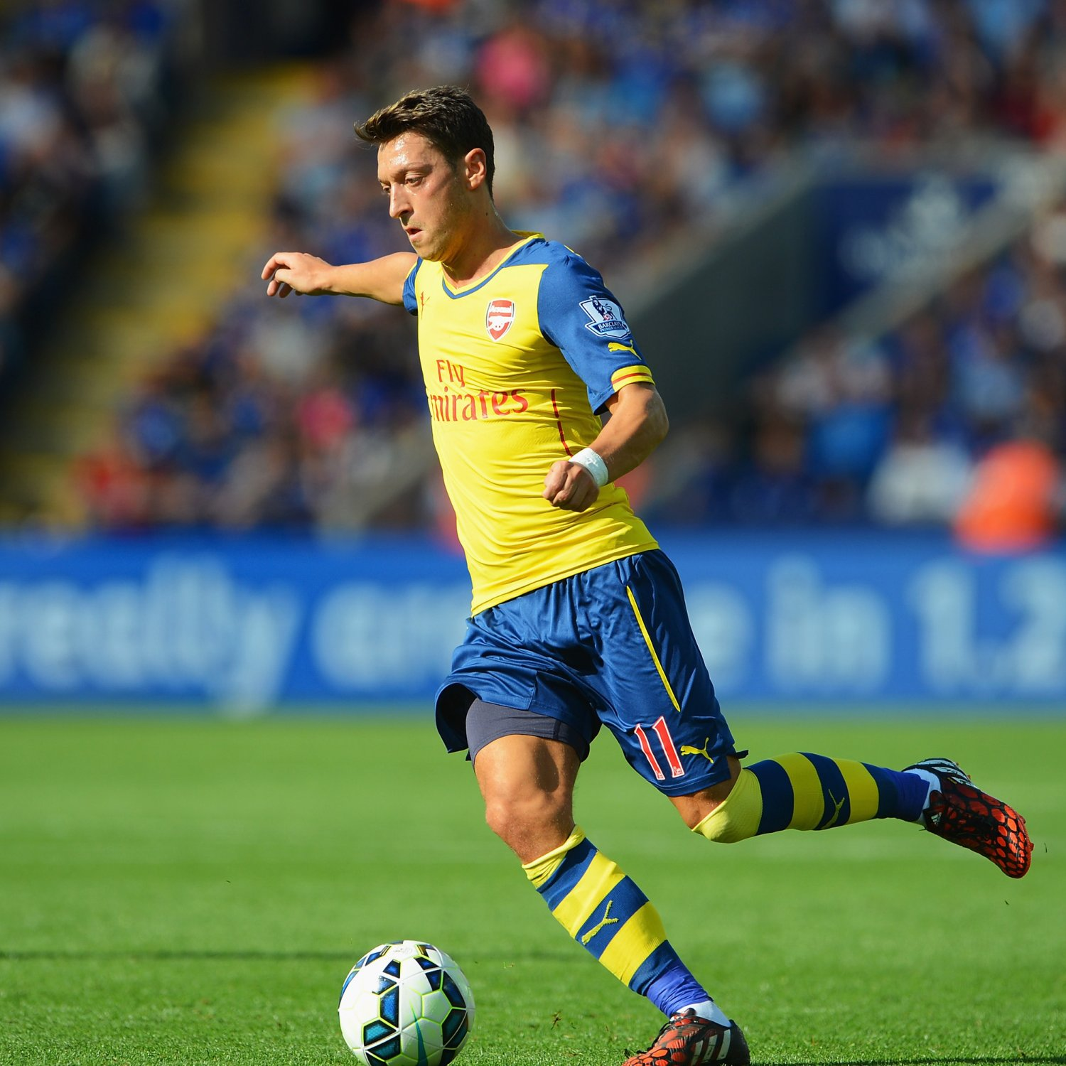 Reports Arsenal Were Ready To Sign Lucas: Arsenal Transfer News: Shock Mesut Ozil To Manchester City