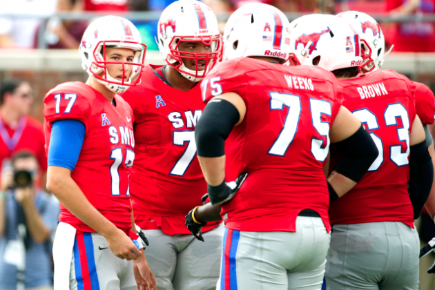 SMU Is the Worst Team in College Football, but Has Seen Tougher Days