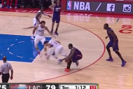 Eric Bledsoe Shakes Jared Cunningham into the Next…