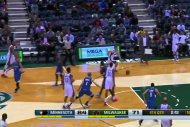 Bucks' Nate Wolters Tricks Timberwolves with Fake…