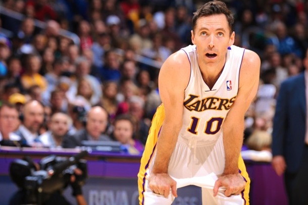 Unable to Overcome Ongoing Back Issues, Steve Nash to Miss 2014-15 Season