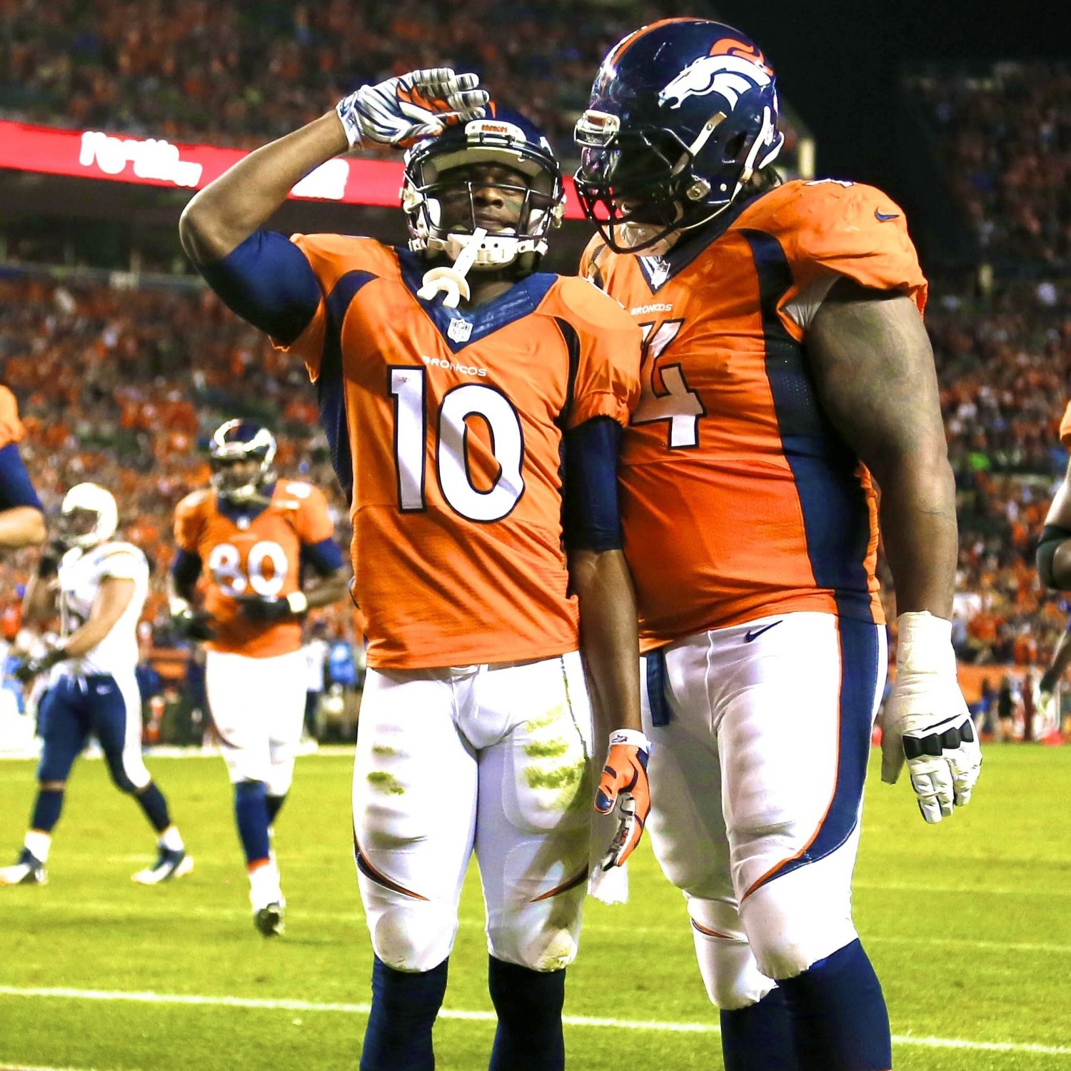 San Diego Chargers Bye Week: Chargers Vs. Broncos: Score And Twitter Reaction For