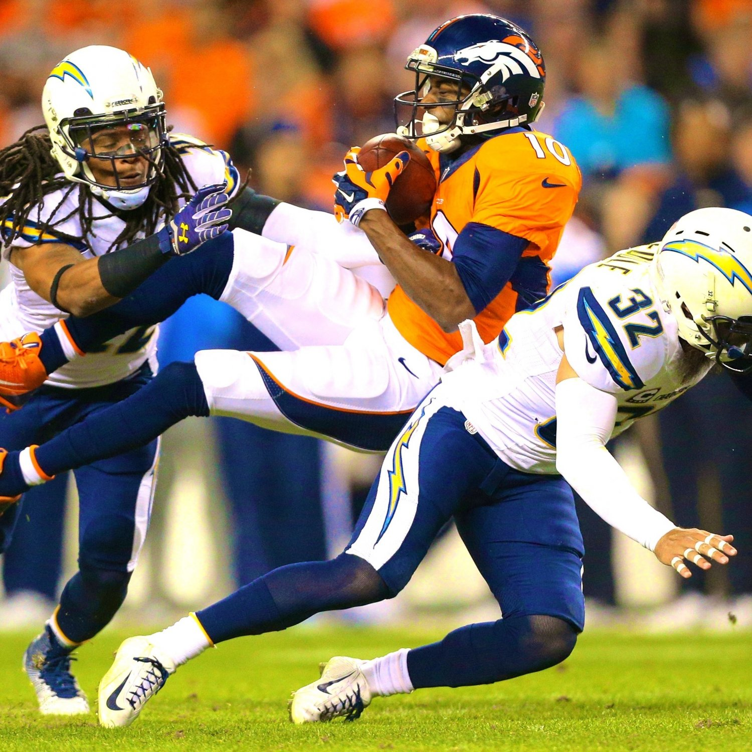 San Diego Chargers Bye Week 2014: Injuries Catch Up With Chargers In Big Thursday Night Loss