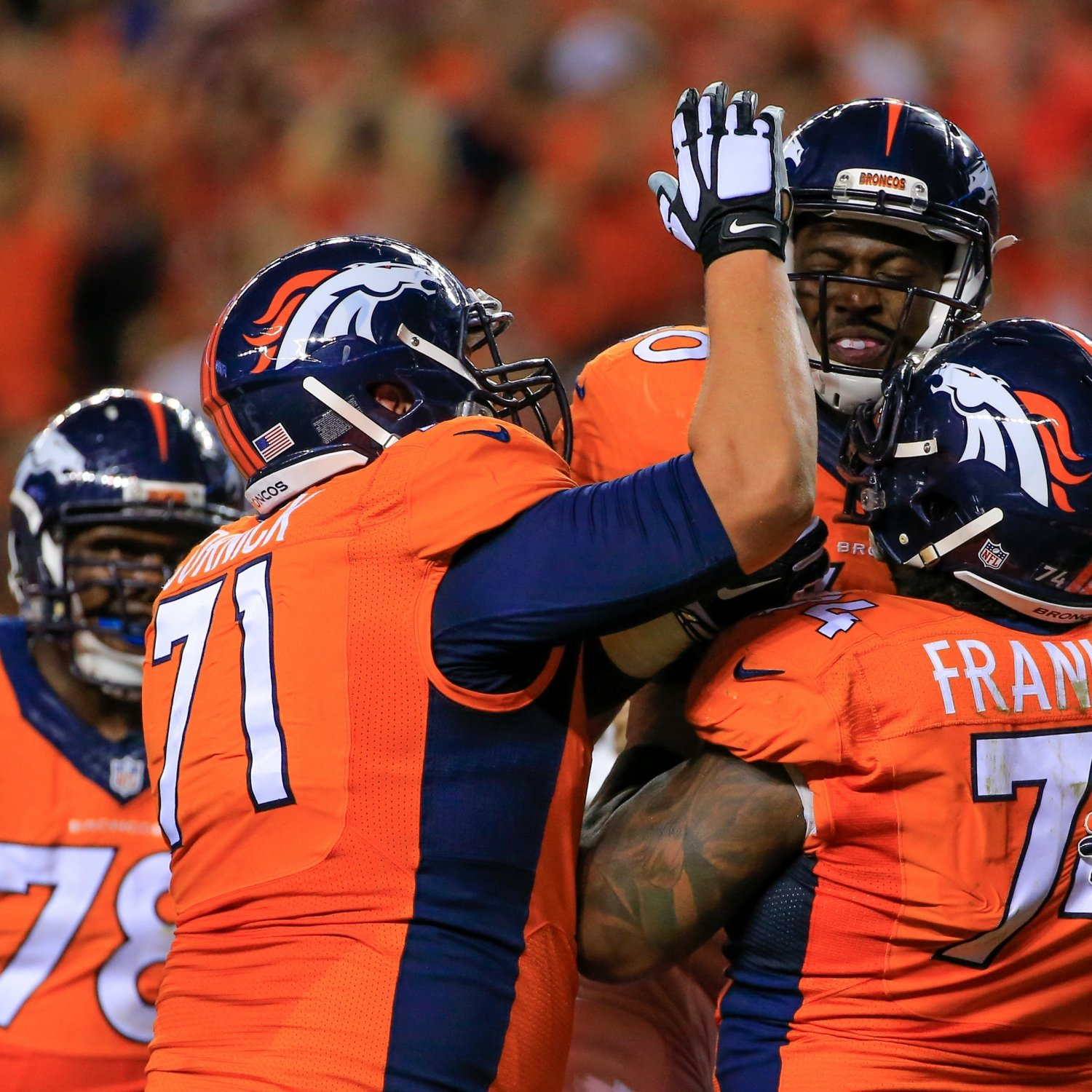 San Diego Chargers At Denver Broncos: San Diego Chargers Vs. Denver Broncos: Complete Report