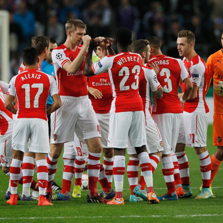 Arsenal Vs Barcelona Live Score Highlights From: Sunderland Vs. Arsenal: Live Score, Highlights From