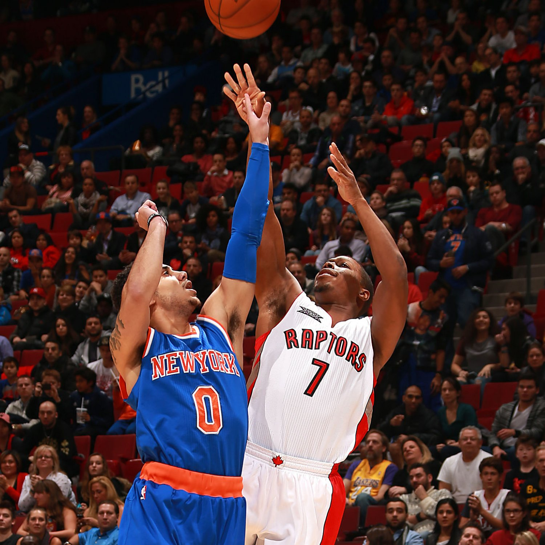 Warriors Timberwolves Full Game Highlights: New York Knicks Vs. Toronto Raptors 10/24/14: Video