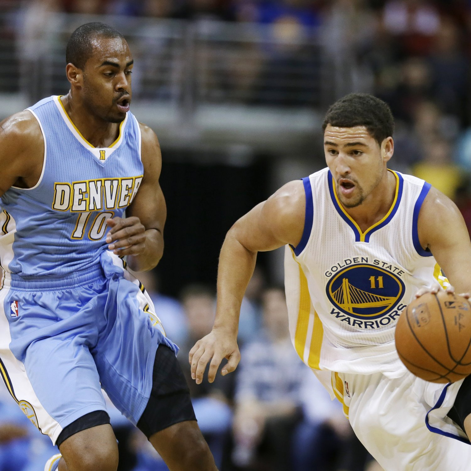 Denver Nuggets Schedule: Denver Nuggets Vs. Golden State Warriors 10/24/14: Video