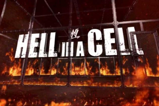 WWE Hell in a Cell 2014 Live