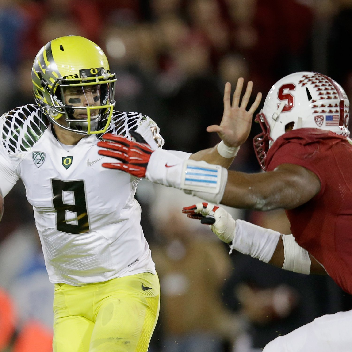 Oregon Ducks vs. Stanford Cardinal Complete Game Preview ...