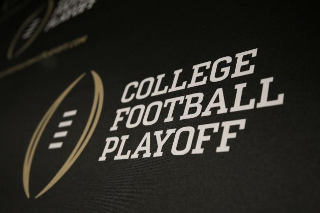 BCS vs. College Football Committee Rankings Comparison