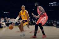 Kevin Ding Grades Kobe Bryant's Los Angeles Lakers…