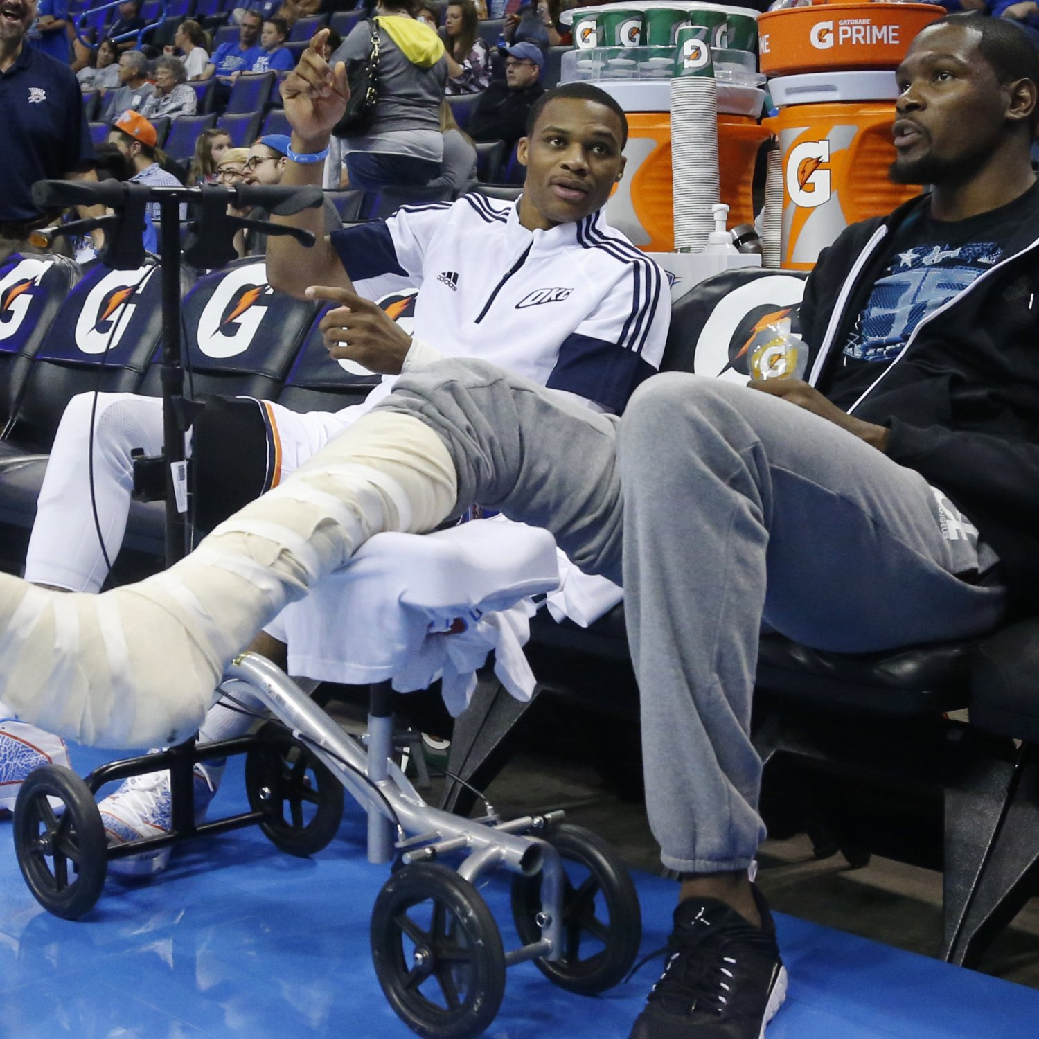 Latest News Updates: Kevin Durant Injury Update: Latest News And Comments On