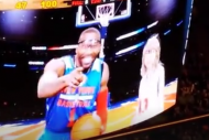 Here's Amar'e Stoudemire Singing 'Shake It Off' wi…
