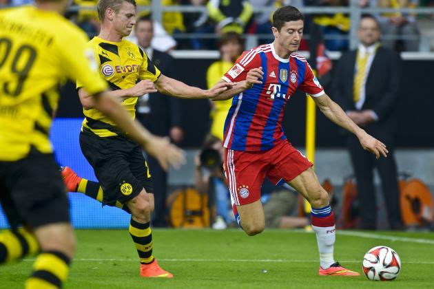 Bundesliga - Bayern Munich vs Borussia Dortmund Betting Preview