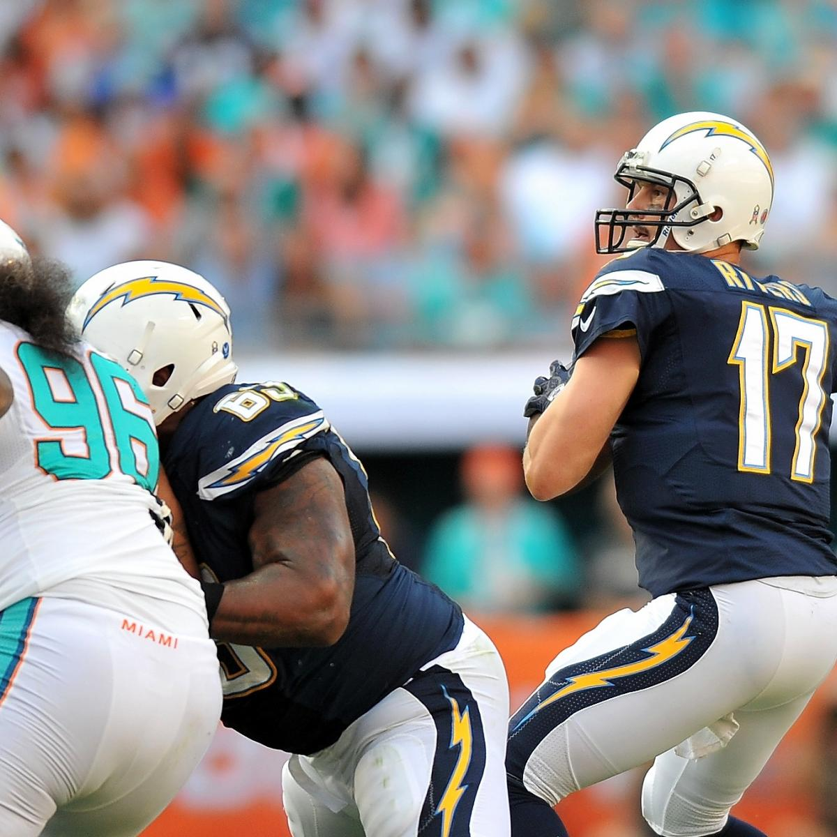 San Diego Chargers Bye Week: Chargers Vs. Dolphins: Complete Week 9 Preview For San