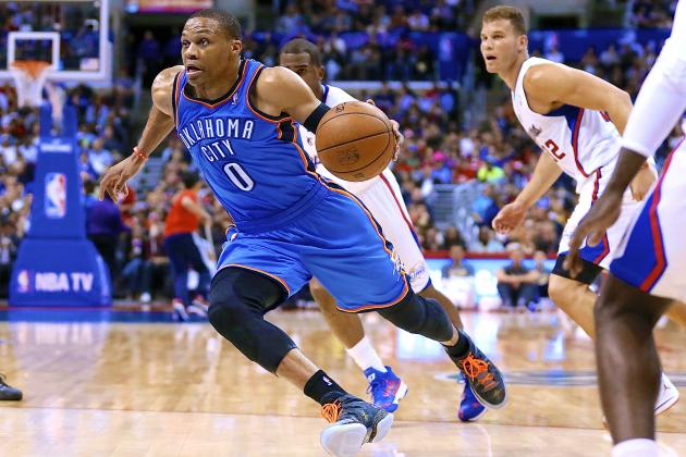 La Clippers Vs Oklahoma City Thunder Stream