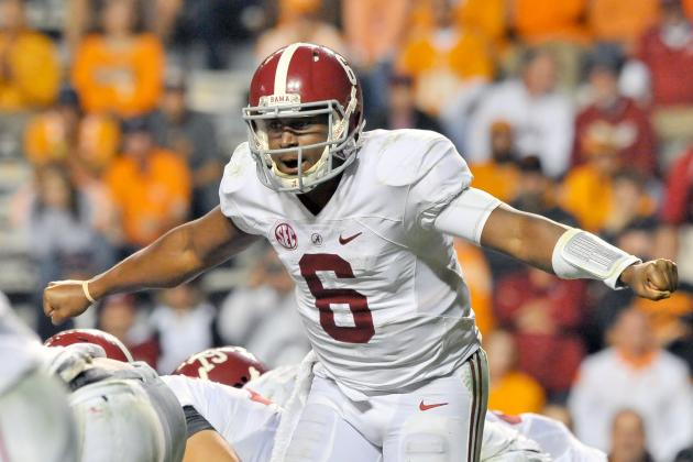 College Football Picks Week 11: Predictions and Odds for Top 25 Schedule