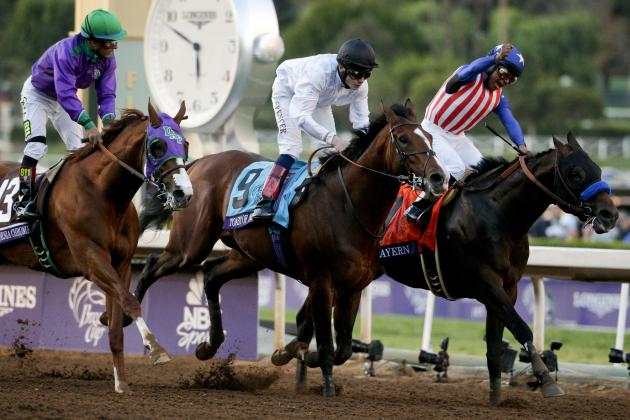 Breeders Cup Results 2014 Winner Payouts And Order Of