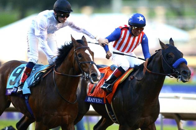 Did Bayern Deserve 2014 Breeders Cup Classic Win After