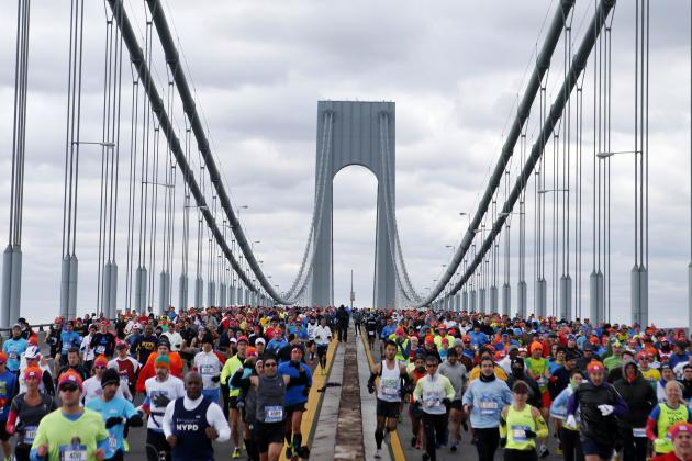 New York Marathon 2014 Results: Men's and Women's Top Finishers from NYC Race