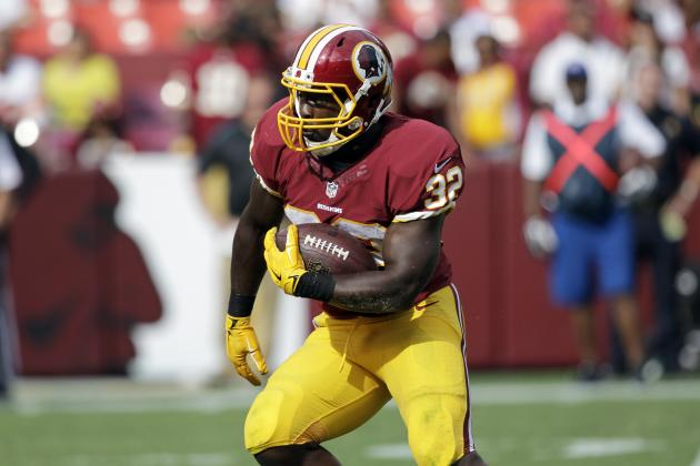 Silas Redd Injury: Updates on Redskins RB's Back and ...