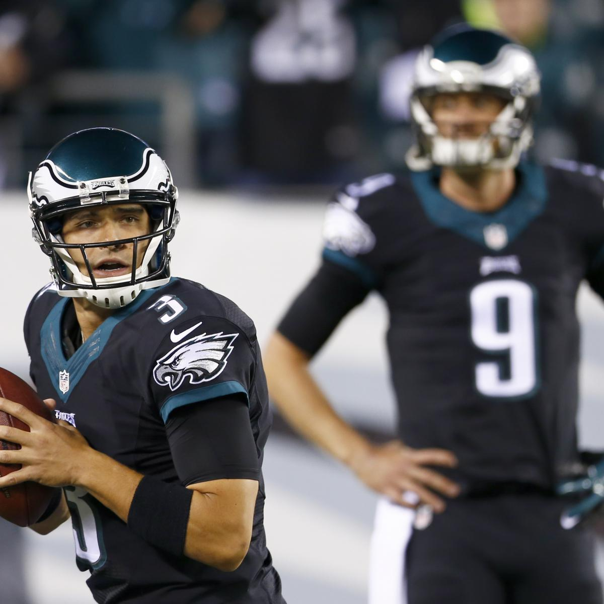 What's Next For Nick Foles, Philadelphia Eagles After