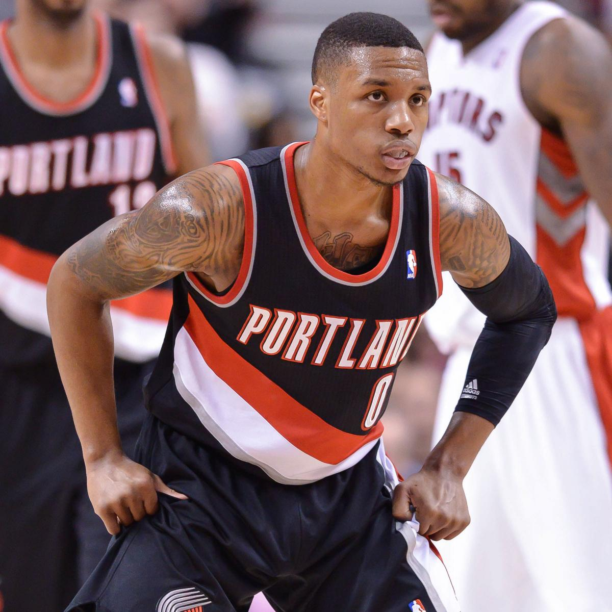 Portland Blazers Defensive Rating
