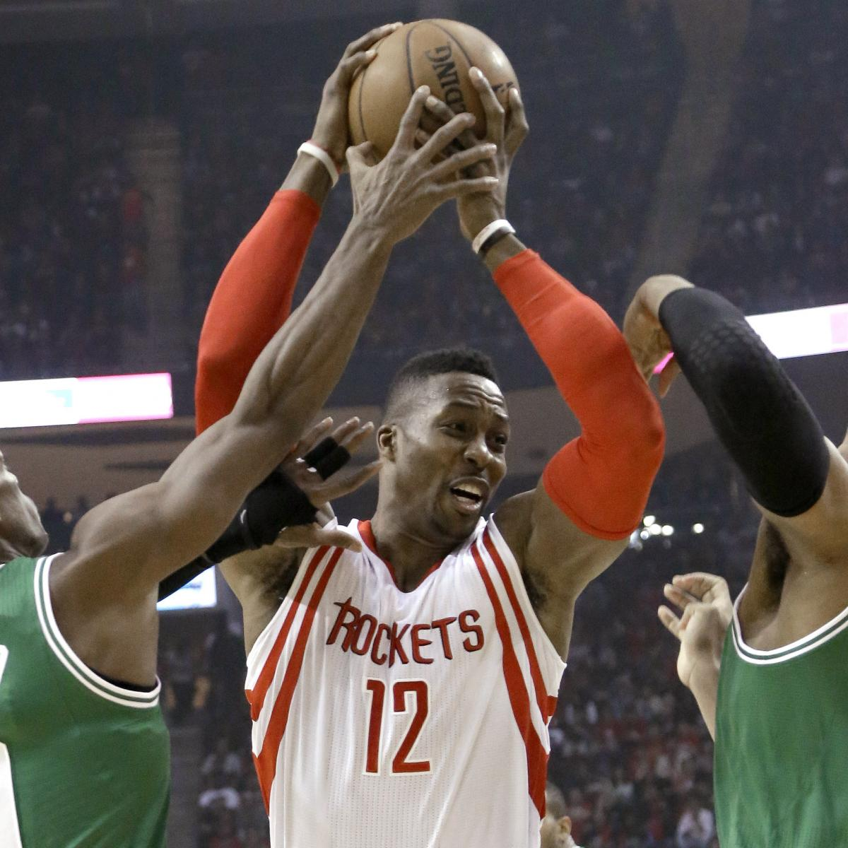 Progress Report On Houston Rockets' Defensive Improvement