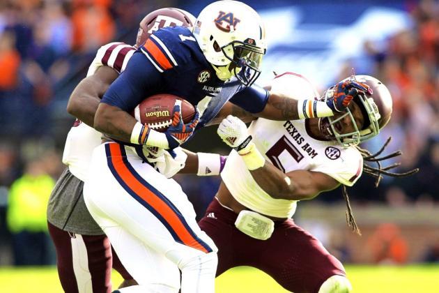 Texas A&M vs. Auburn: Live Score and Highlights | Bleacher ...