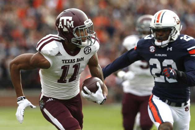 Texas A&M vs. Auburn: Game Grades, Analysis for Aggies and ...