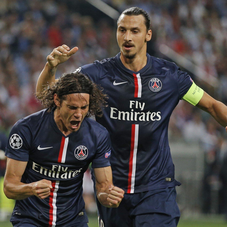 Psg Vs Manchester City Live Score Highlights From: PSG Vs. Marseille: Live Score, Highlights From Ligue 1