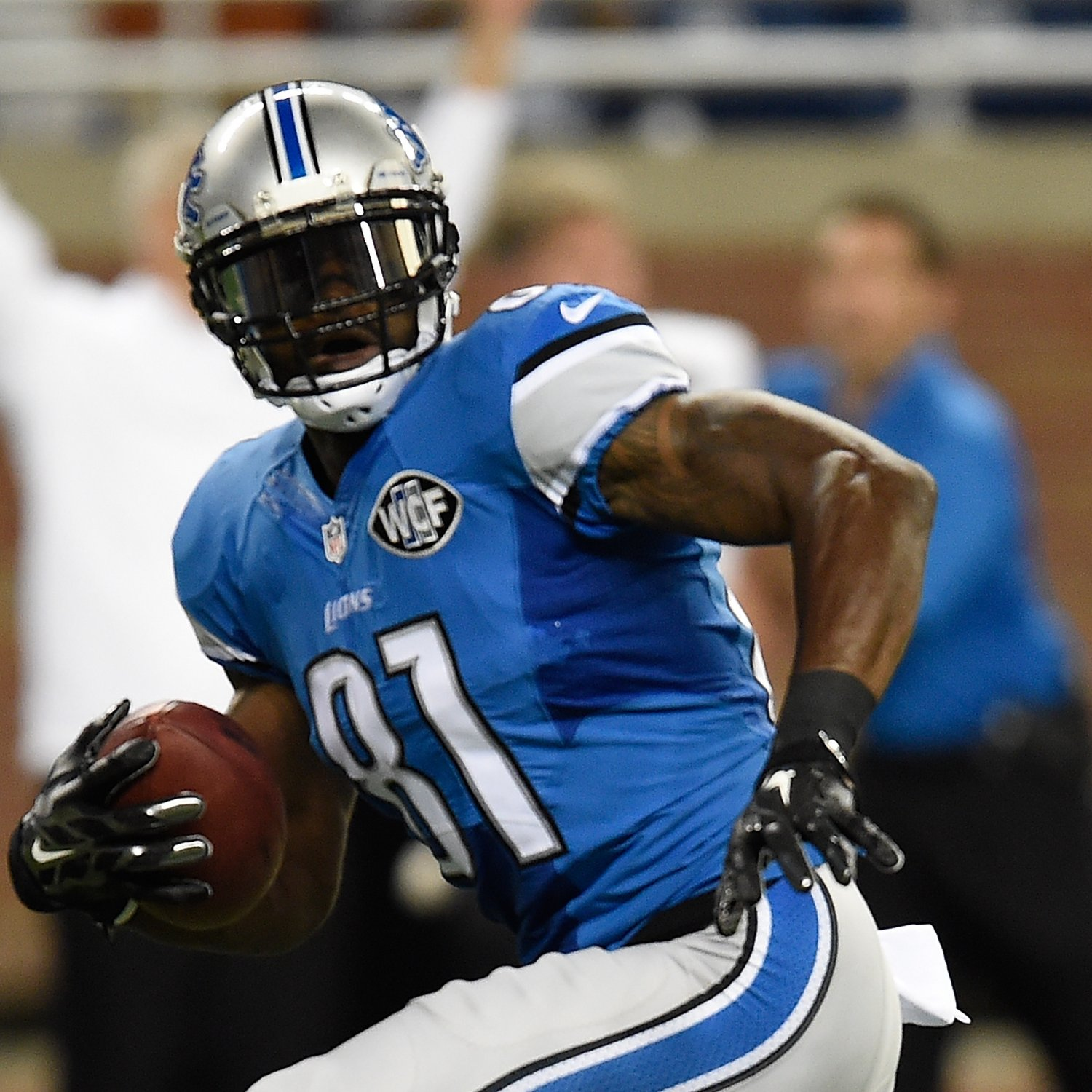 calvin johnson lions scores - photo #28