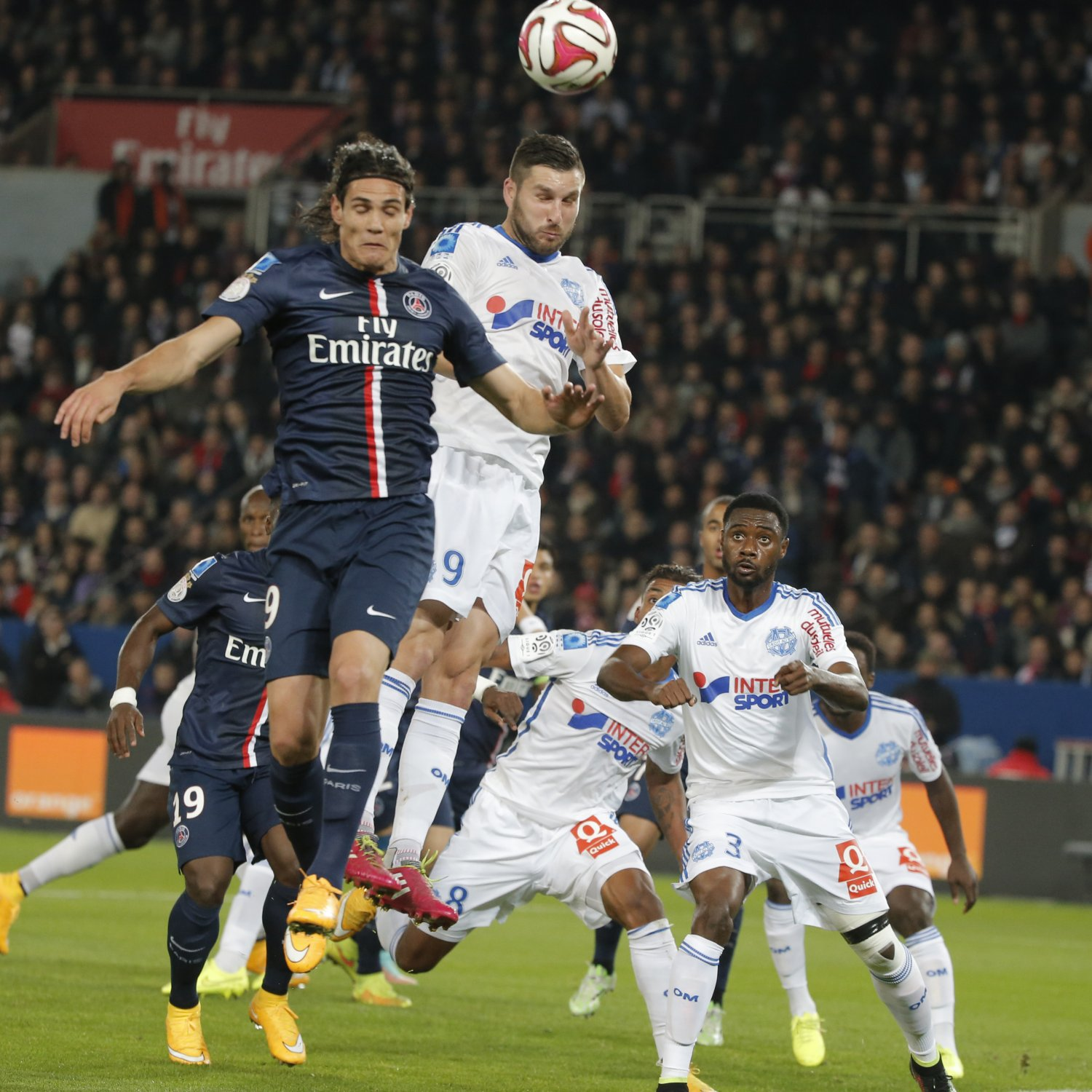 PSG Vs. Marseille: Score And Reaction From Ligue 1 Game