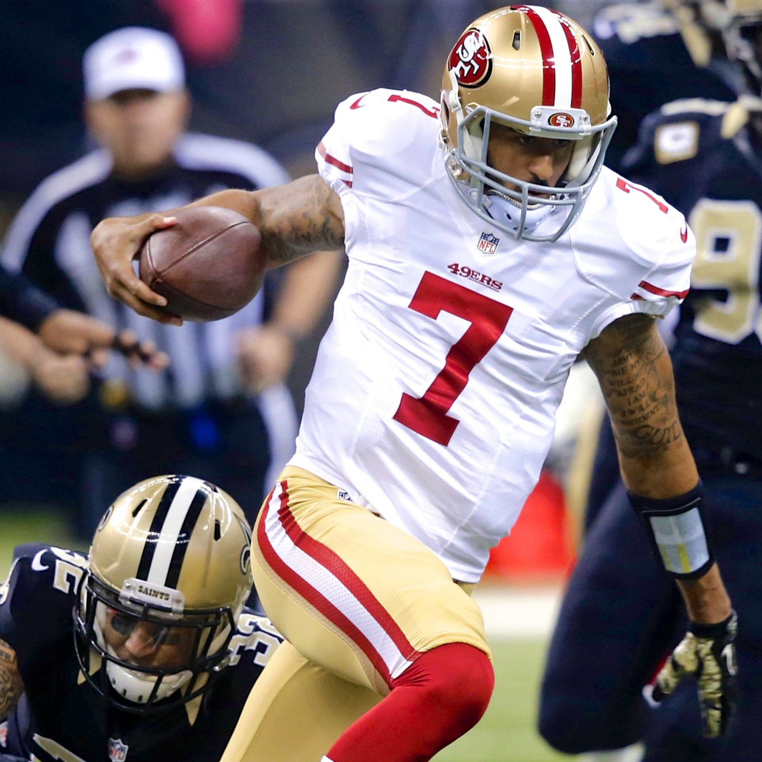 49ers Vs. Saints: Score And Twitter Reaction From 2014