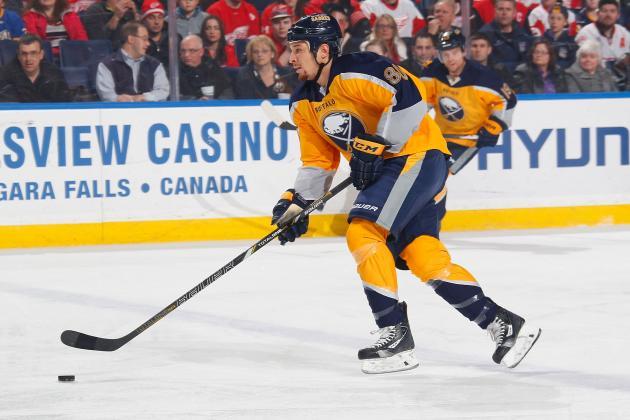 Ottawa Senators Trade Rumours: Chris Stewart In, Colin Greening Out?