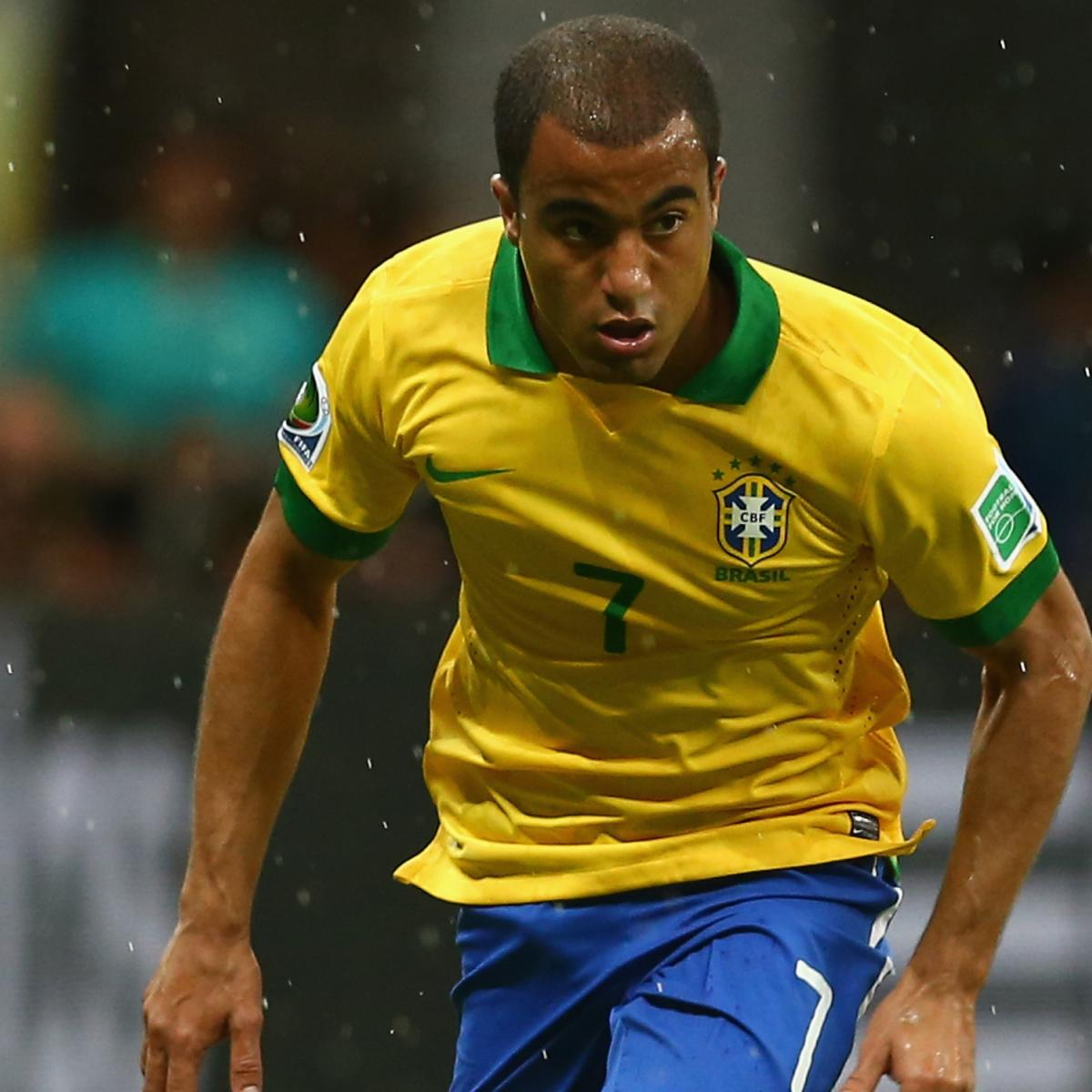 Lucas Moura Injury: Updates On PSG And Brazil Star's Foot