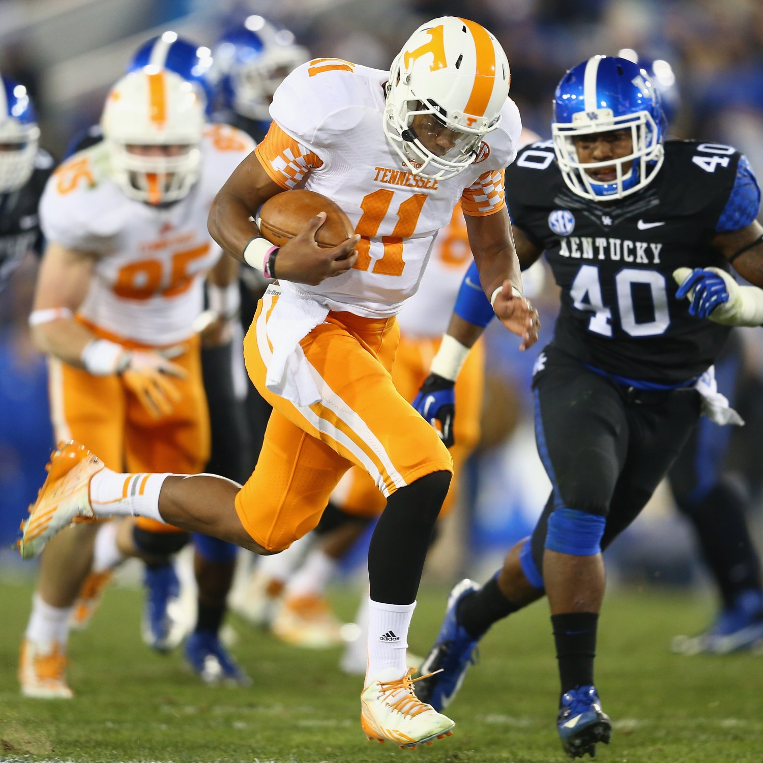 The Latest Tennessee Volunteers NCAA Football News ...
