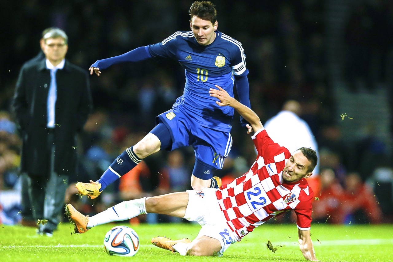 Argentina vs. Croatia: Score, Report and Reaction from ...