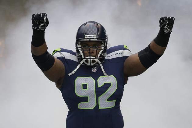 NFL Jerseys Official - Seattle Seahawks Will Struggle Without Key Run Defense Anchor ...