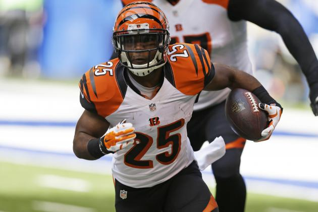 Giovani Bernard Injury: Updates on Bengals Star's Possible Concussion and Return