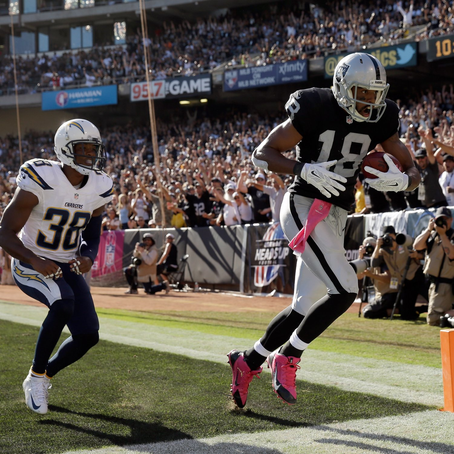 San Diego Chargers Bye Week 2014: Raiders Vs. Chargers: Breaking Down Oakland's Game Plan