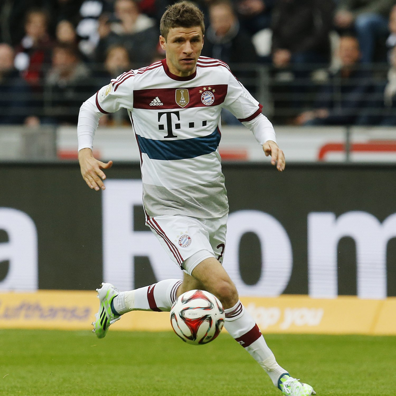Thomas Muller Injury: Updates on Bayern Munich Star's ...