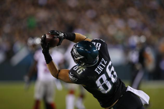 Jerseys NFL Wholesale - Why Hasn't Philadelphia Eagles TE Zach Ertz Taken the Big Leap ...