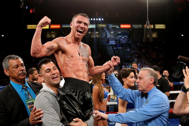 Vasyl Lomachenko vs. Chonlatarn Piriyapinyo: TV Fight Time, Date and Live Stream
