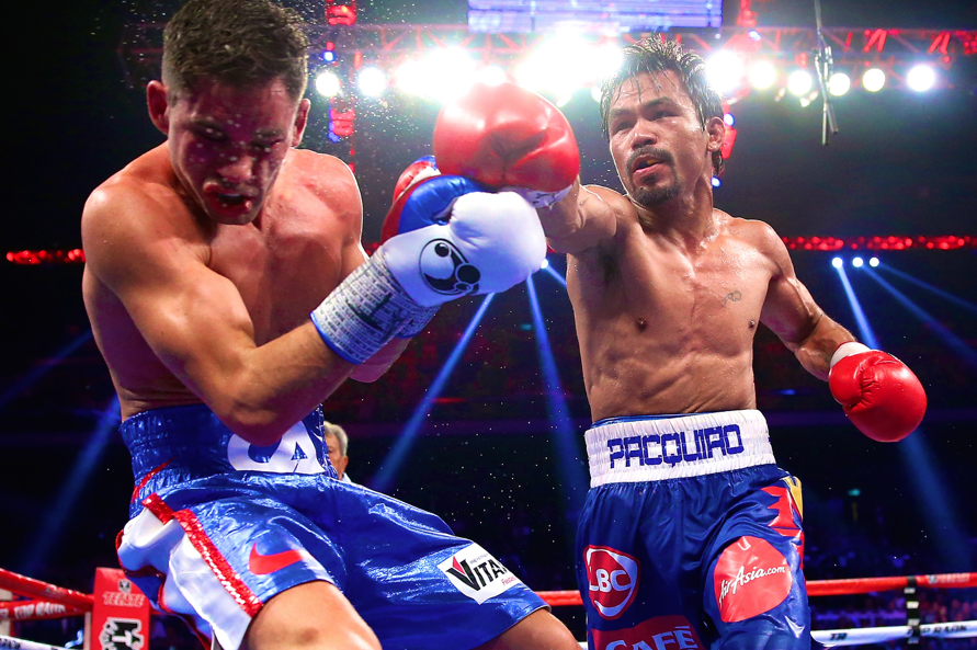 Pacquiao vs. Algieri: Did Vintage Manny Return in Dominant ...